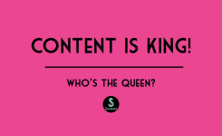 If Content is King…then who's the Queen?