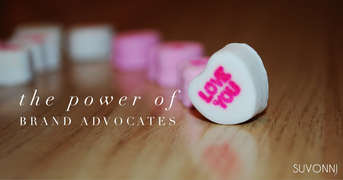 The Power of Brand Advocates (In the World of Influencer Marketing)