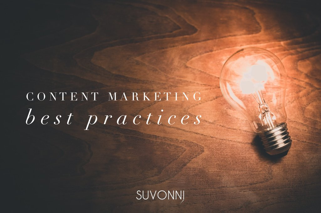 20 Content Marketing Best Practices Essential For Your Success