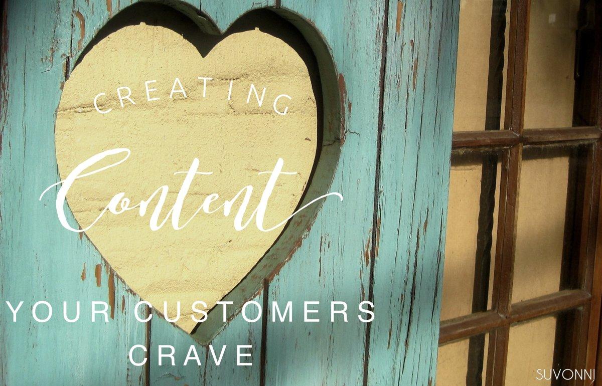 CRAVE: Content Creation